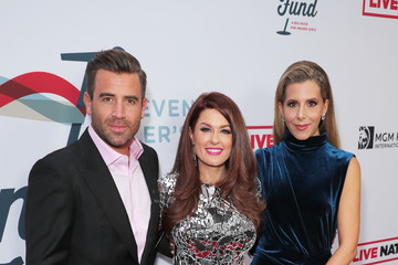 Jason Wahler Hilary Roberts Steven Tyler's Third Annual GRAMMY Awards Viewing Party To Benefit Janie's Fund Presented By Live Nation - Red Carpet
