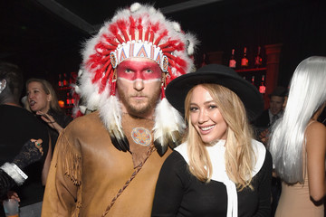 Jason Walsh Celebs Attend the Casamigos Tequila Halloween Party