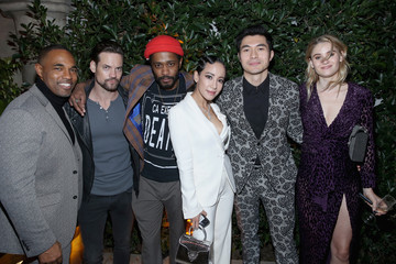 Jason Winston George Entertainment Weekly Celebrates Screen Actors Guild Award Nominees At Chateau Marmont Sponsored By L'Oréal Paris, Cadillac, And PopSockets - Inside