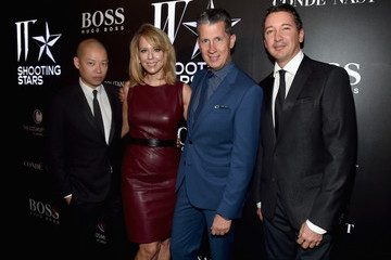 Jason Wu W Magazine's Shooting Stars Exhibit Opening