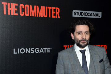 Jaume Collet-Serra 'The Commuter' New York Premiere