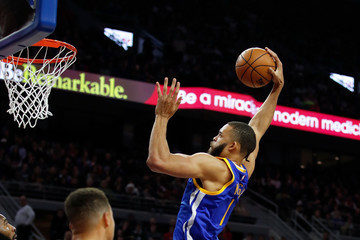 Javale Mcgee Golden State Warriors v Detroit Pistons