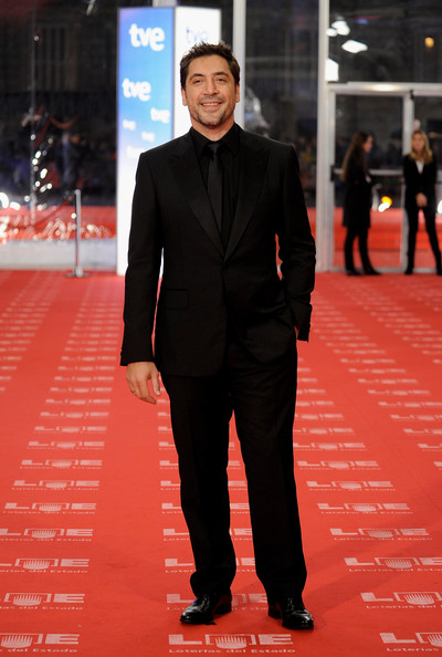 Javier Bardem Spanish actor Javier Bardem arrives to the 2011 edition of the 'Goya Cinema Awards' ceremony at Teatro Real on February 13, 2011 in Madrid, Spain.