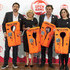 Manuela Carmena Photos - (L-R) Actor Javier Bardem, Mayor of Madrid Manuela Carmena, founder of the Spanish NGO Proactiva Open Arms, Oscar Camps and Mayor of Barcelona Ada Colau attend a dinner to benefit the Spanish humanitarian NGO Proactiva Open Arms at the Retiro Park on May 31, 2018 in Madrid, Spain. - Javier Bardem And Penelope Cruz Raise Funds For Open Arms