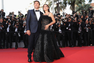 Javier Bardem Penelope Cruz Instant View - The 71st Annual Cannes Film Festival