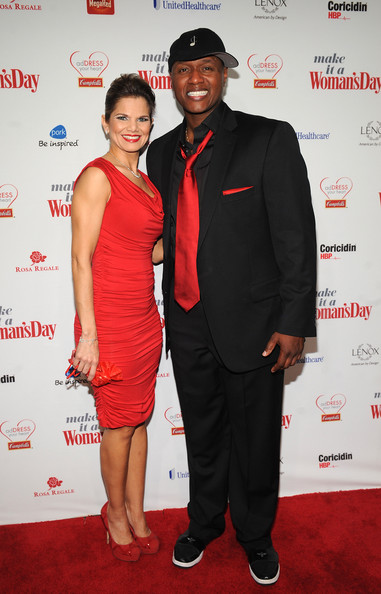 """2012 """"Woman's Day"""" Red Dress Awards"""