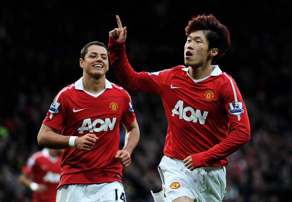 Chicharito Javier Hernandez at Manchester United FC Vol ...