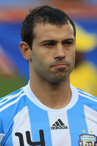 Javier Mascherano earned a  million dollar salary, leaving the net worth at 40 million in 2017