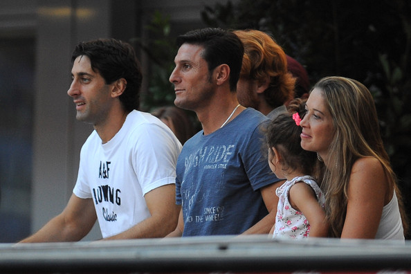 Diego Milito and Javier Zanetti Photos - Zimbio