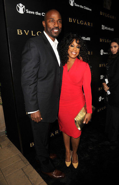 niecy nash jay tucker. Jay Tucker and actress Niecy