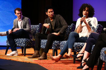 Jay Armstrong Johnson SCAD Presents aTVfest 2017 - 'Quantico'