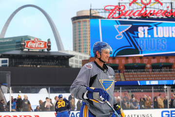 Jay Bouwmeester 2017 Bridgestone NHL Winter Classic - Practice Day & Family Skate