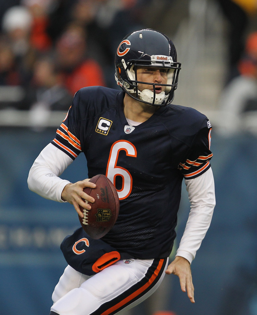 Chicago Bears Cannot Afford To Let Jay Cutler Walk