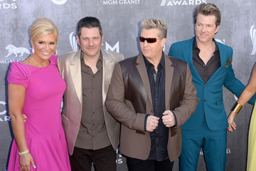 Jay DeMarcus Arrivals at the Academy of Country Music Awards — Part 2