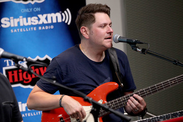 Jay DeMarcus Rascal Flatts Perform Live on SiriusXM's The Highway Channel in the SiriusXM Nashville Studios