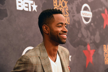 Jay Ellis Black Girls Rock! 2017 - Red Carpet