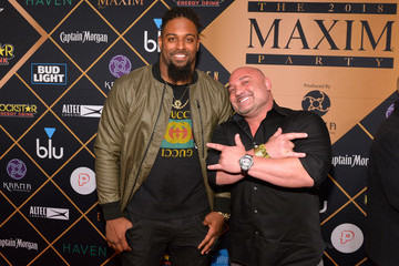 Jay Glazer 2018 Maxim Party Co-Sponsored by blu