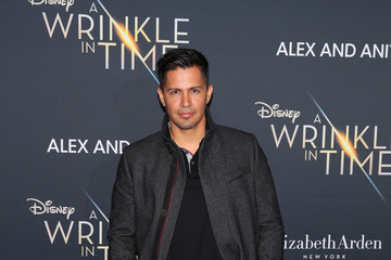 Jay Hernandez Premiere Of Disney's 'A Wrinkle In Time' - Arrivals