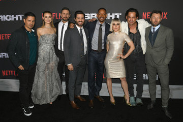 Jay Hernandez Premiere of Netflix's 'Bright' - Red Carpet