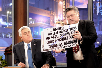 "Jay Leno ""The Tonight Show With Jay Leno"" - Final Episode"