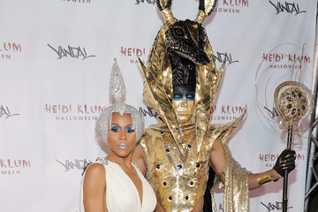 Jay Manuel Heidi Klum's 17th Annual Halloween Party sponsored by SVEDKA Vodka at Vandal New York - Arrivals