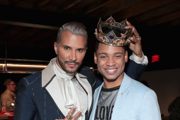 Jay Manuel BuzzFeed Hosts Its 2nd Annual Queer Prom Powered By Samsung For LGBTQ+ Youth In New York At Samsung 837