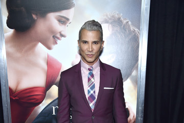 Jay Manuel 'Me Before You' World Premiere