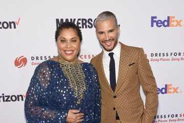 Jay Manuel Dress for Success 20th Anniversary Gala - Arrivals