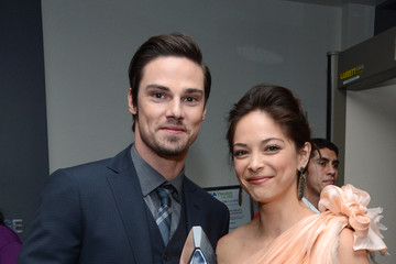 Jay Ryan 39th Annual People's Choice Awards - Backstage And Audience