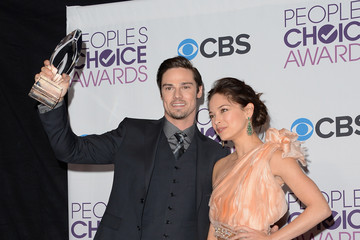 Jay Ryan 39th Annual People's Choice Awards - Press Room