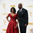Jay Tucker 67th Annual Primetime Emmy Awards - Arrivals