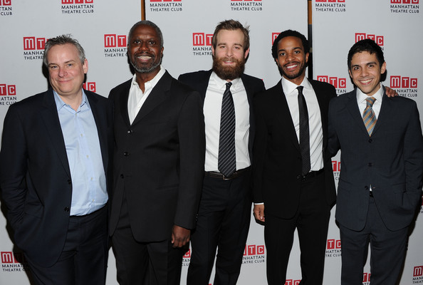 "Manhattan Theatre Club's ""The Whipping Man"" Opening Night Party"