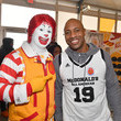 Jay Williams McDonald's Partners With Bleacher Report To Celebrate McDonald's All American Games During Pro Basketball's Biggest Weekend