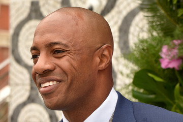 Jay Williams Hulu Upfront Brunch - Arrivals