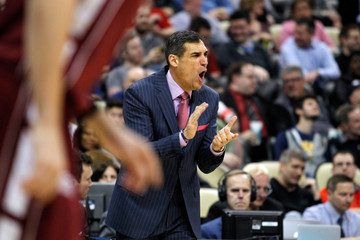 Jay Wright NCAA Basketball Tournament: Second Round