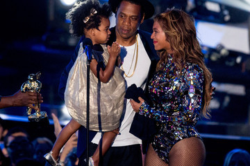 Jay-Z Beyonce Knowles MTV Video Music Awards Show