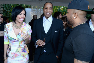 Jay Z Roc Nation Pre-GRAMMY Brunch Presented By MAC Viva Glam - Inside