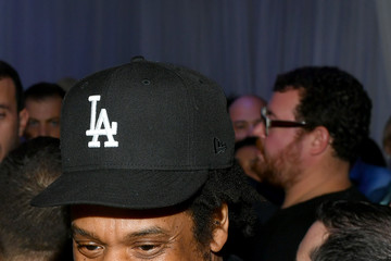 Jay Z Fanatics Super Bowl Party - Inside