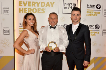Jaymi Hensley St John Ambulance's Everyday Heroes Awards