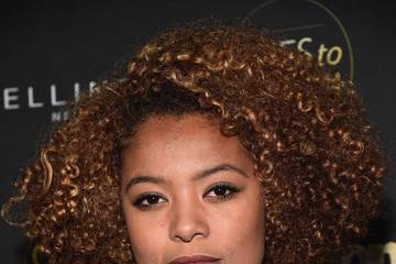 Jaz Sinclair People's 'Ones to Watch' Event Presented by Maybelline New York - Red Carpet