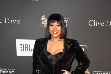 Jazmine Sullivan Pre-GRAMMY Gala And GRAMMY Salute To Industry Icons Honoring Clarence Avant – Arrivals