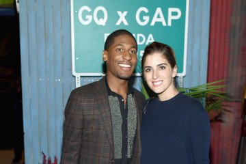 Jean-Baptiste GQ x GAP Best New Menswear Designer in America Collection Launch Party