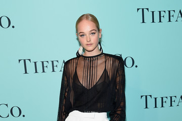 Jean Campbell Tiffany & Co. 2017 Blue Book Collection Gala - Red Carpet