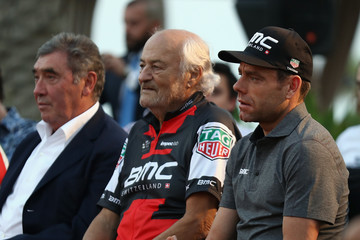 Jean Claude Biver UCI Road World Championships - Previews