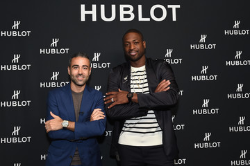 Jean-Francois Sberro Hublot And Dwyane Wade Host Viewing Party For The 2018 NBA Draft