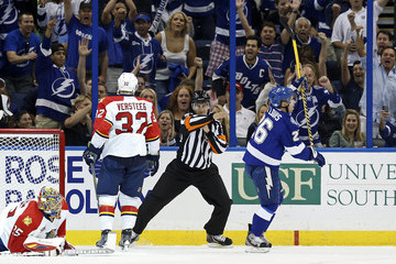 Jean Hebert Florida Panthers v Tampa Bay Lightning