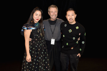 Jean-Paul Goude KENZO x H&M Launch Event Directed by Jean-Paul Goude' - Front Row