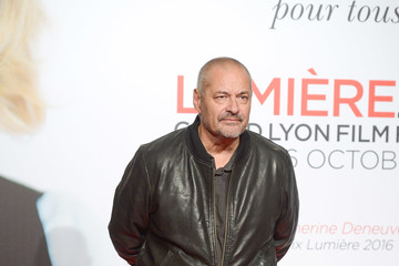 Jean-Pierre Jeunet 8th Film Festival Lumiere in Lyon : Opening Ceremony