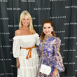 Jean Shafiroff Haute Living Celebrates Christie Brinkley With Wine Access