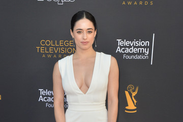Jeanine Mason The Television Academy Foundation's 39th College Television Awards - Arrivals